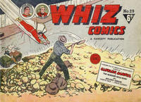 Cover Thumbnail for Whiz Comics (Cleland, 1946 series) #29