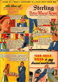 Cover Thumbnail for Peter Wheat News (Peter Wheat Bread and Bakers Associates, 1948 series) #26