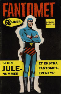 Cover Thumbnail for Fantomet (Romanforlaget, 1966 series) #10/1967