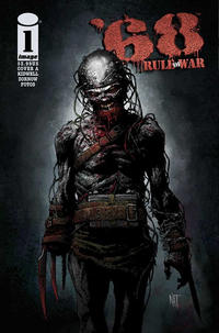Cover Thumbnail for '68 Rule of War (Image, 2014 series) #1