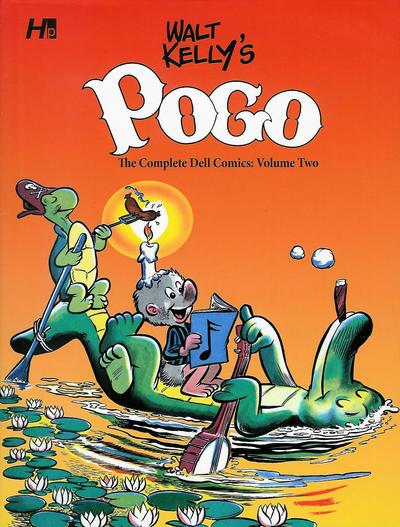 Cover for Walt Kelly's Pogo (Hermes Press, 2014 series) #2