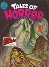 Cover for Tales of Horror (Gredown, 1975 series) #9