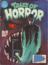Cover for Tales of Horror (Gredown, 1975 series) #10