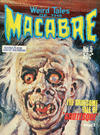 Cover for Weird Tales of the Macabre (Gredown, 1977 series) #5