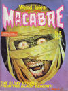 Cover for Weird Tales of the Macabre (Gredown, 1977 series) #6