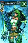 Cover for Aphrodite IX (Image, 2000 series) #1 [Joe Benitez Cover]