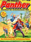 Cover for Die blauen Panther (Bastei Verlag, 1980 series) #1 - Das Geheimnis der verbotenen Ruine