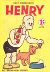 Cover for Carl Anderson's Henry (Yaffa / Page, 1965 ? series) #15