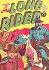 Cover for The Lone Rider (Horwitz, 1950 ? series) #29