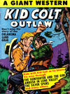 Cover for Kid Colt Outlaw Giant (Horwitz, 1960 ? series) #2
