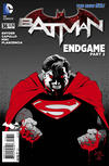 Cover Thumbnail for Batman (2011 series) #36