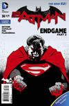 Cover for Batman (DC, 2011 series) #36 [Combo-Pack]