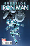 Cover for Superior Iron Man (Marvel, 2015 series) #1 [Yildiray Cinar Variant]