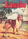 Cover for Lassie (Cleland, 1955 series) #15