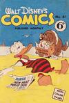 Cover for Walt Disney's Comics (W. G. Publications; Wogan Publications, 1946 series) #41