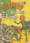 Cover for Superboy (K. G. Murray, 1949 series) #106 [Different price]