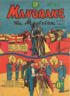 Cover for Mandrake the Magician (Feature Productions, 1950 ? series) #91