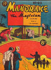 Cover for Mandrake the Magician (Feature Productions, 1950 ? series) #93