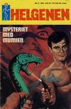 Cover for Helgenen (Romanforlaget, 1966 series) #6/1972