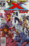 Cover Thumbnail for X-Factor (1986 series) #39 [Newsstand Edition]