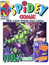 Cover for Spider-Man Comic (Marvel UK, 1984 series) #651