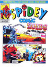 Cover for Spidey Comic (Marvel UK, 1985 series) #653