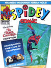 Cover for Spidey Comic (Marvel UK, 1985 series) #658