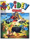 Cover for Spidey Comic (Marvel UK, 1985 series) #657
