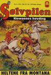 Cover for Sølvpilen (Allers Forlag, 1970 series) #8/1971