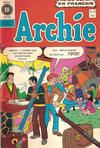 Cover for Archie (Editions Héritage, 1971 series) #12