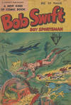 Cover for Bob Swift Boy Sportsman (Cleland, 1950 series) #1