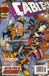 Cover for Cable (Marvel, 1993 series) #32 [Newsstand Edition]