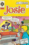 Cover for Josie (Editions Héritage, 1974 series) #13
