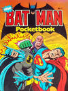 Cover for Batman Pocketbook (Egmont/Methuen, 1978 series) #1