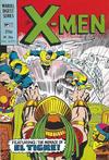 Cover for X-Men Pocketbook (Marvel UK, 1981 series) #22