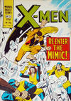 Cover for X-Men Pocketbook (Marvel UK, 1981 series) #23