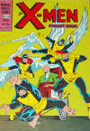 Cover for X-Men Pocketbook (Marvel UK, 1981 series) #28