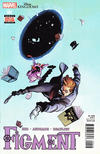 Cover for Disney Kingdoms: Figment (Marvel, 2014 series) #2 [3rd Printing]