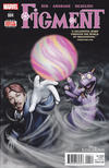 Cover for Disney Kingdoms: Figment (Marvel, 2014 series) #4
