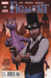 Cover for Disney Kingdoms: Figment (Marvel, 2014 series) #5