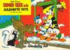 Cover for Donald Duck & Co julehefte (Hjemmet, 1968 series) #1975