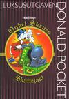 Cover for Donald Pocket Luksusutgaven (Hjemmet / Egmont, 2008 series) #2 - Onkel Skrues skattejakt
