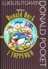 Cover for Donald Pocket Luksusutgaven (Hjemmet / Egmont, 2008 series) #4 - Donald Duck i toppform