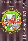 Cover for Donald Pocket Luksusutgaven (Hjemmet / Egmont, 2008 series) #6 - Donald Duck og B-gjengen