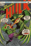 Cover for The Incredible Hulk (Marvel, 1968 series) #168