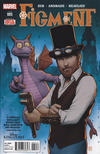 Cover Thumbnail for Disney Kingdoms: Figment (2014 series) #5 [2nd Printing]