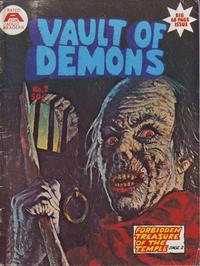 Cover Thumbnail for Vault of Demons (Gredown, 1977 ? series) #2