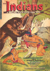 Cover Thumbnail for Indians (H. John Edwards, 1950 ? series) #29