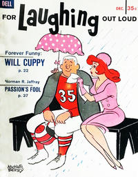Cover Thumbnail for For Laughing Out Loud (Dell, 1956 series) #21