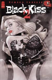 Cover Thumbnail for Black Kiss 2 (Image, 2012 series) #1 [2nd Printing]